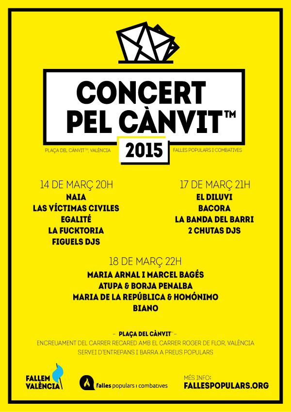 Concerts Pel Cànvit